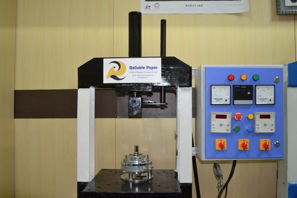 Fully Automated Hydraulic Paper Plate Making Machine